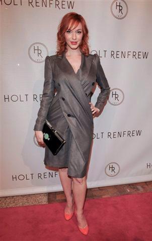 mode models blog: The Stars Come Out for Holt Renfrews