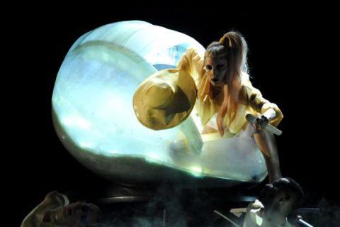 Feb11 Grammys Lady Gaga
