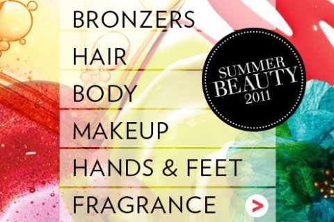 The Best of Summer Beauty 2011