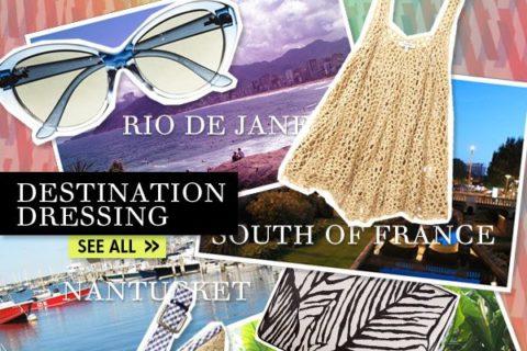 Destination Dressing