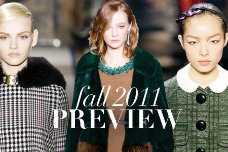 Fall 2011 Preview