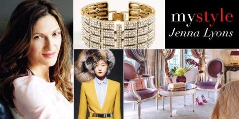 My style: Jenna Lyons