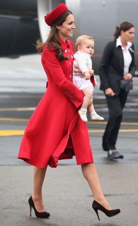 Kate Middelton Catherine Walker New Zealand