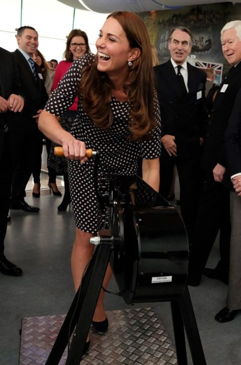 Kate Middleton 1851 Trust Somerset by Alice Temperley