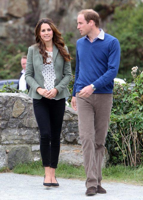 Kate Middleton Anglesey marathon