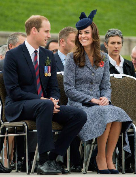 Kate Middleton Anzac Day Michael Kors