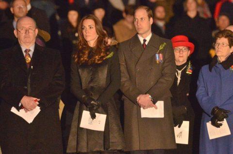 Kate Middleton Anzac Day Temperley London