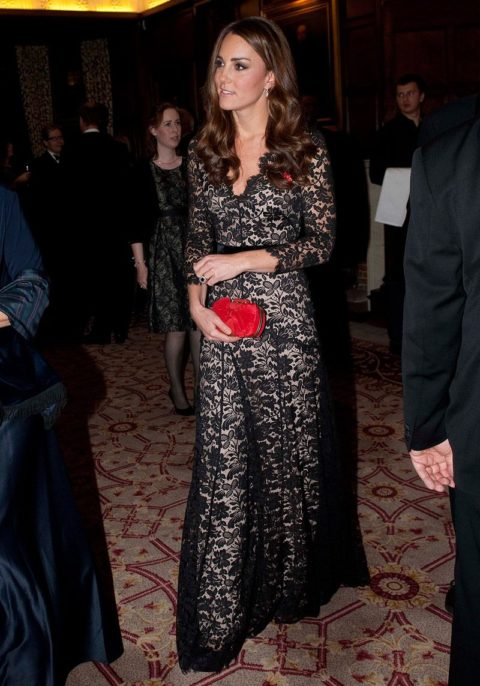 Kate Middleton Attends the St Andrew Gala