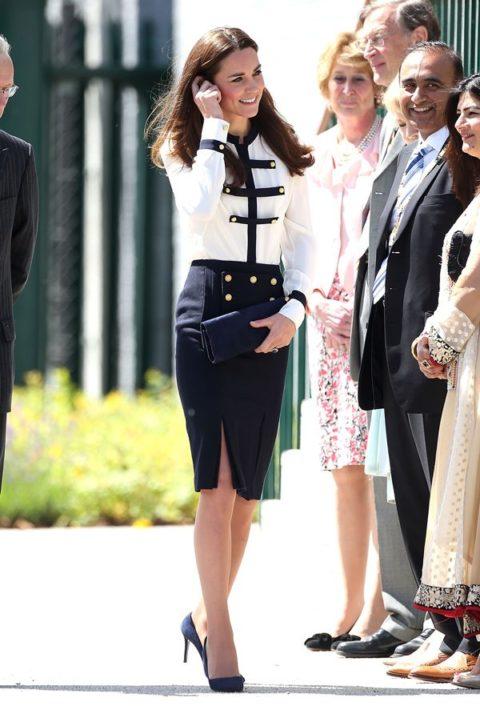 Kate Middleton Bletchley Park