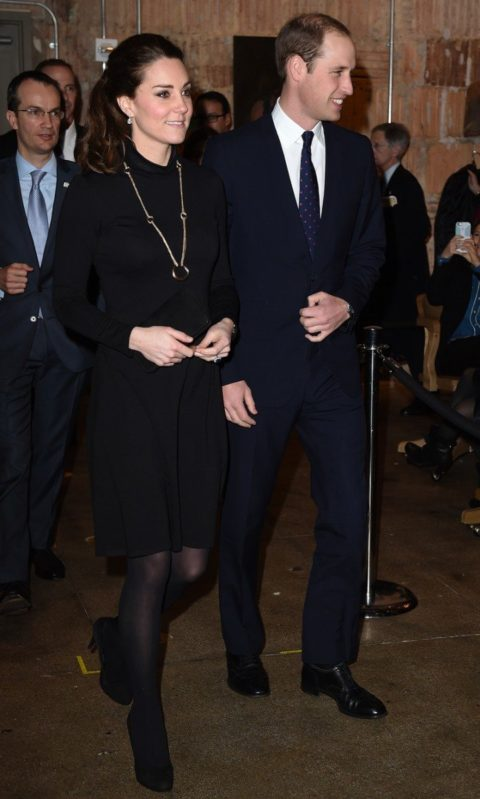 Kate Middleton Creativity is Great Reception New York City