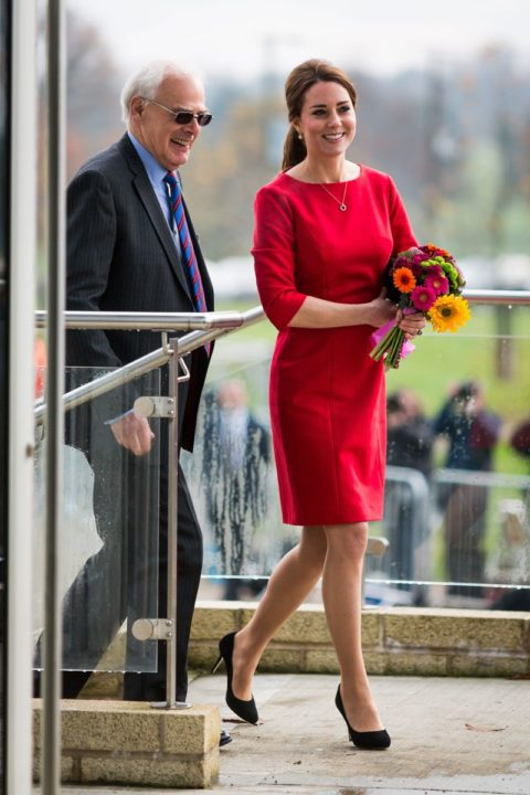 Kate Middleton East Anglia's Children's Hospices Appeal Launch