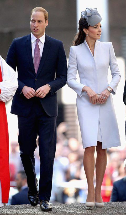 Kate Middleton Easter Sunday