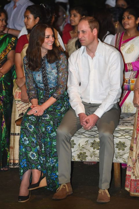 Kate Middleton India Bihu Festival Celebration