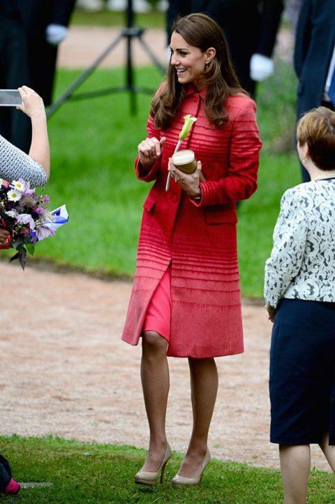 Kate Middleton Jonathan Saunders