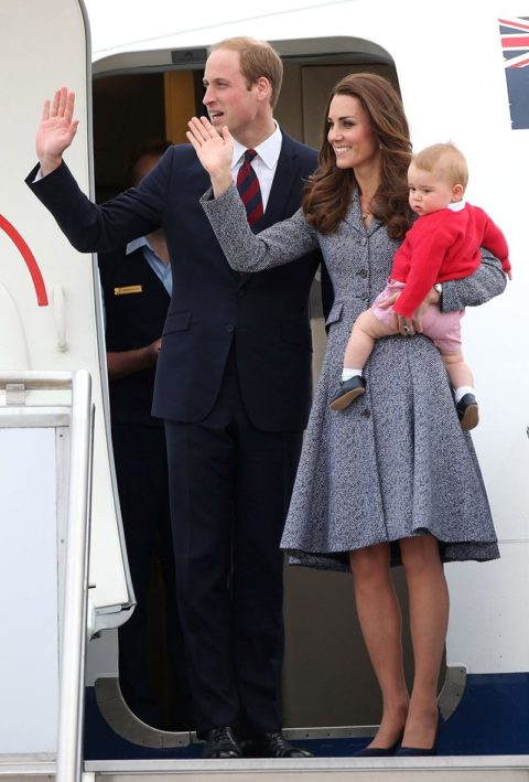 Kate Middleton Leaves Canberra Michael Kors