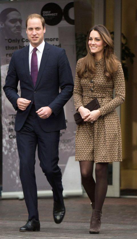 Kate Middleton Orla Kiely dress