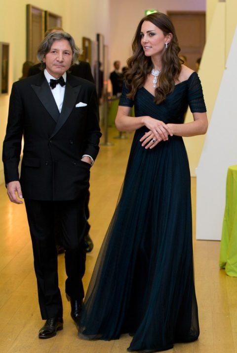 Kate Middleton Queens Diamonds