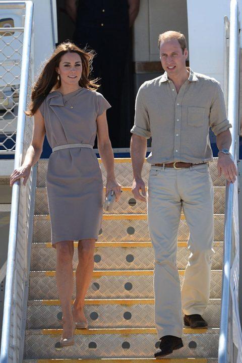 Kate Middleton Roksanda Ilincic