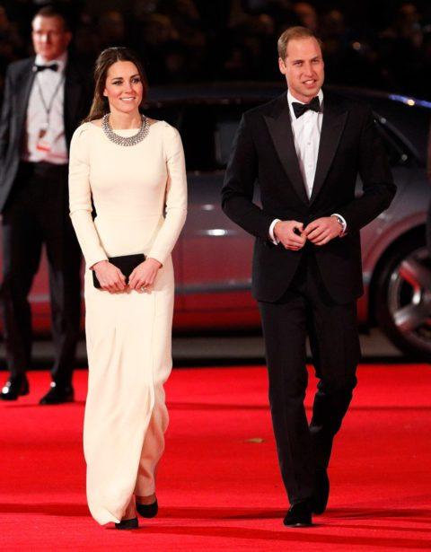 Kate Middleton Roland Mouret Zara