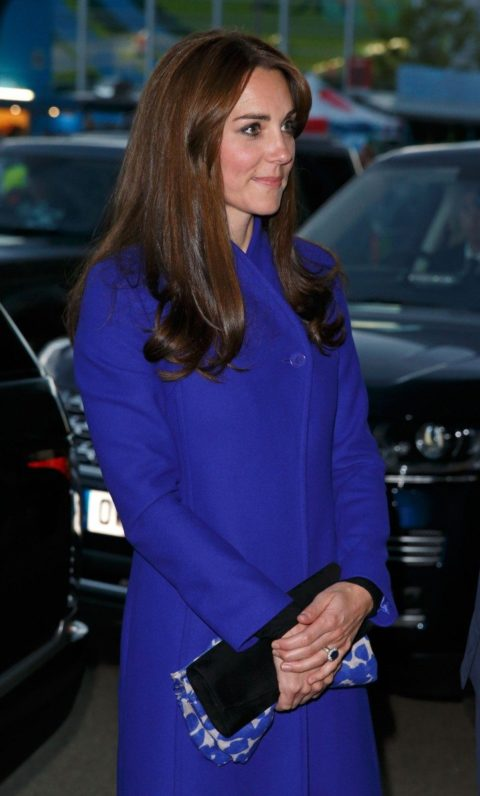 Kate Middleton Rugby World Cup