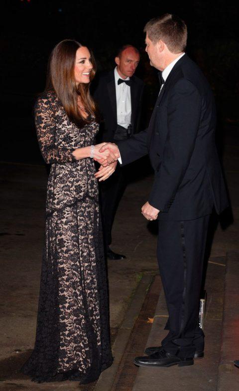 Kate Middleton Temperley London