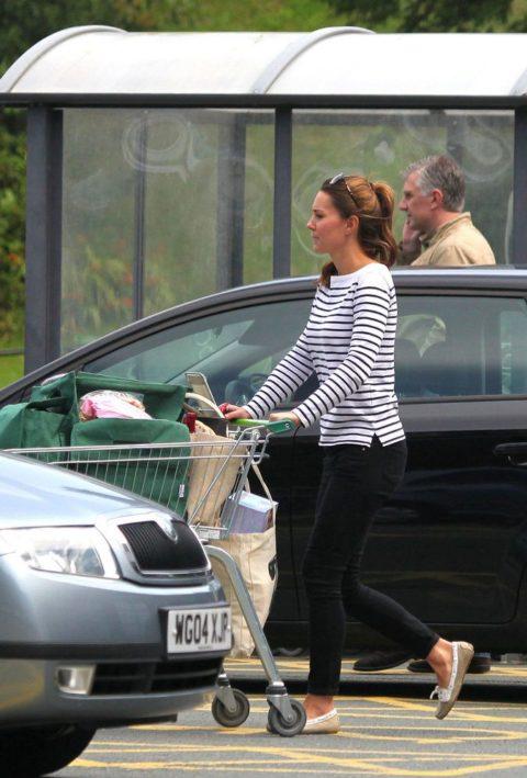Kate Middleton post baby photo