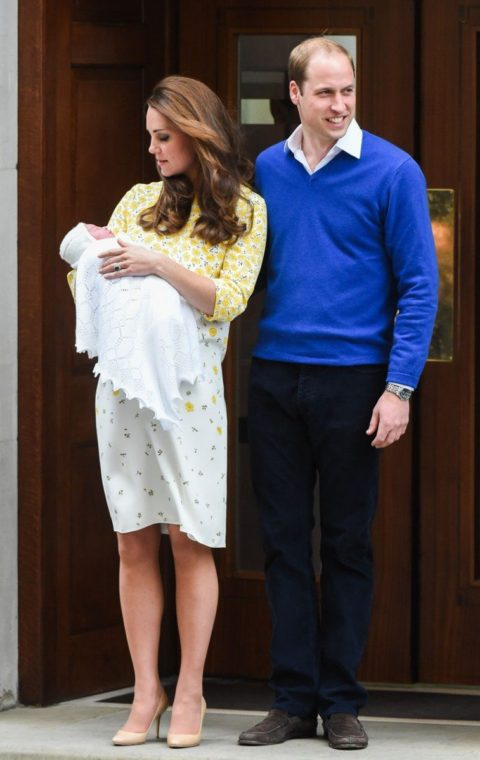 Royal Baby Jenny Packham