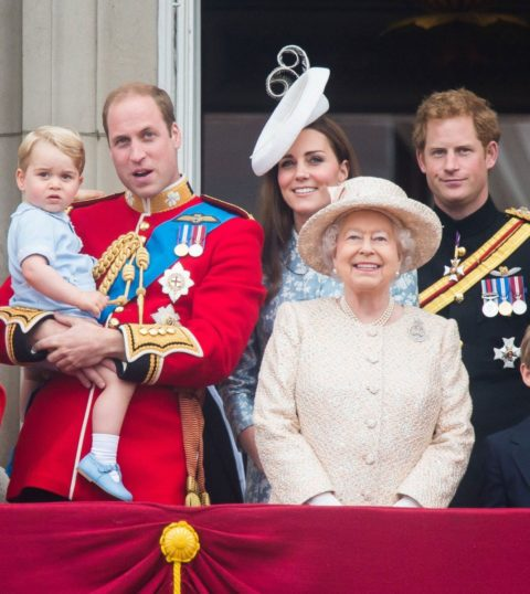 Trooping of Colour 2015
