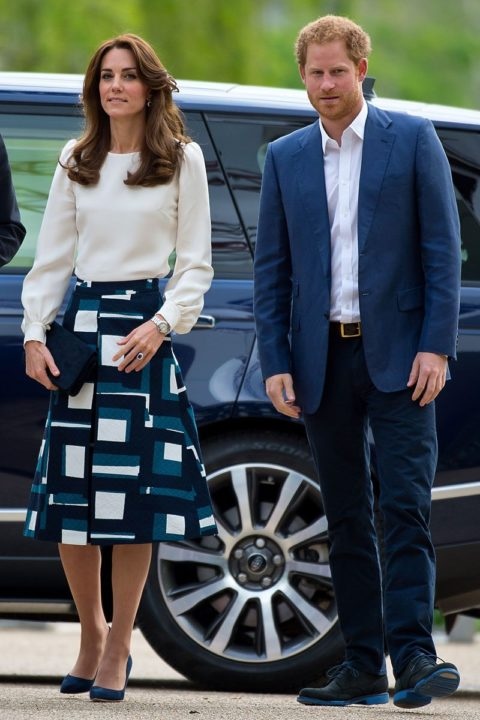 kate middleton heads together launch