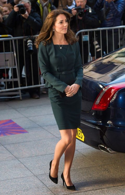kate middleton icap charity day 2015