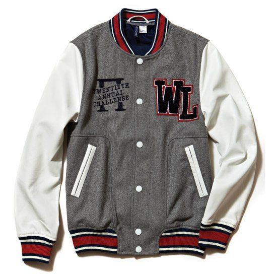 Men's Fashion Varsity Jackets