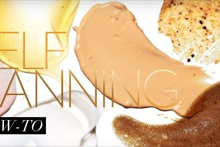 Self tanning How-to