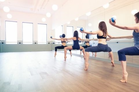 5 Fitness Classes To Help You Tone, Black Swan Gym Flooring