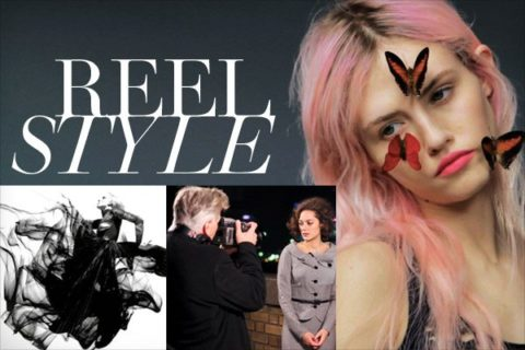 From left: Ruth Hogben's Fall 2009 Film for Gareth Pugh (courtesy of showstudio.com), David Lynch directs Marion Cotillard for Dior, 2010, and nowness.com's Beautiful Rebels by Ryan Mcginley for Edun, 2012 (courtesy of nowness.com)