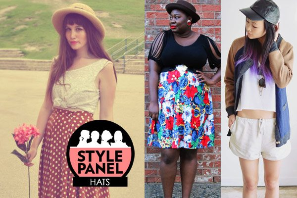 Fashion Magazine Style Panel Hats Tricks For Keeping Your Head Fashionably Covered All Summer