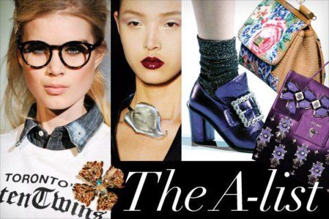 Fall/Winter 2012 trend report: Accessories