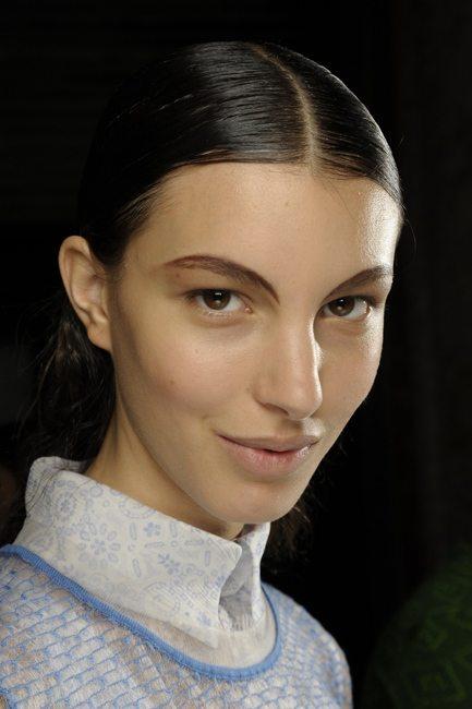 New York Fashion Week Spring 2013 Thakoon Backstage Beauty Nars