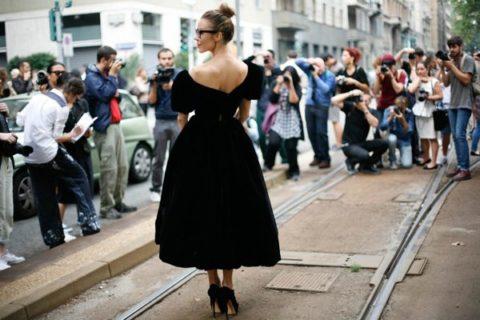 Ulyana Sergeenko Milan Fashion Week Spring 2013 Intro