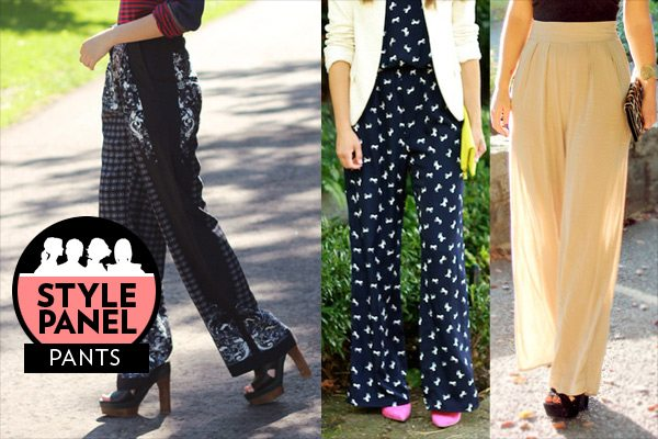 Fashion Magazine Style Panel 4 Ways To Wear 4 Of Fall S Best Pant Trends