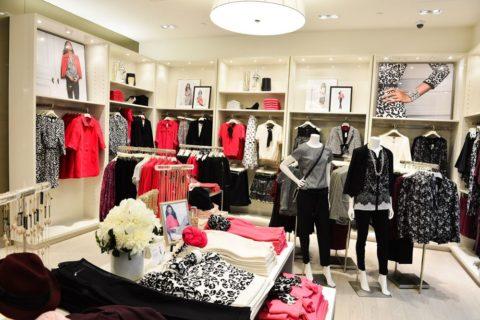 Ann Taylor Toronto Store Opening