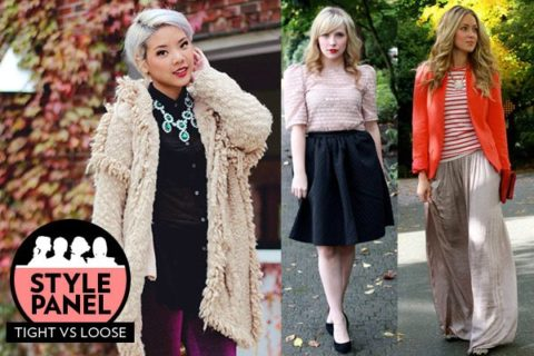 Dressing For Your Body Type Style-Panel