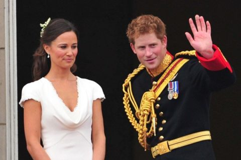 Pippa Middleton and Prince Harry Tatler Most Eligible