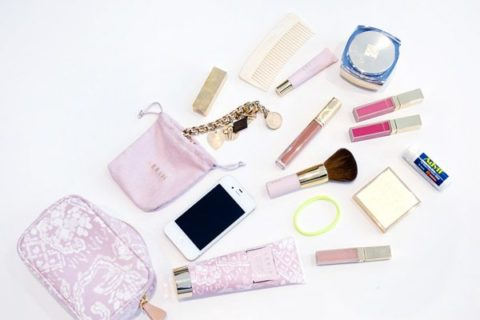 What's in your bag Aerin Lauder