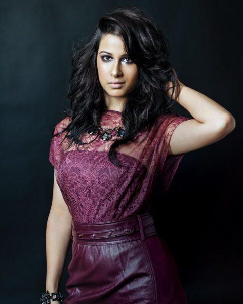 Anita Majundar FASHION Magazine Profile
