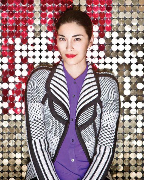 Caroline Issa FASHION Magazine Profile