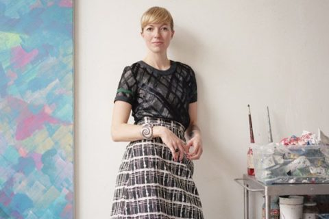 Julia Dault FASHION Magazine Profile