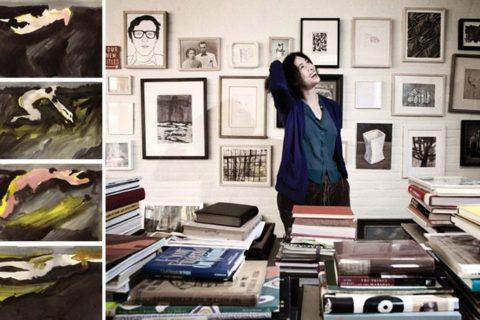 Leanne Shapton FASHION Magazine Profile