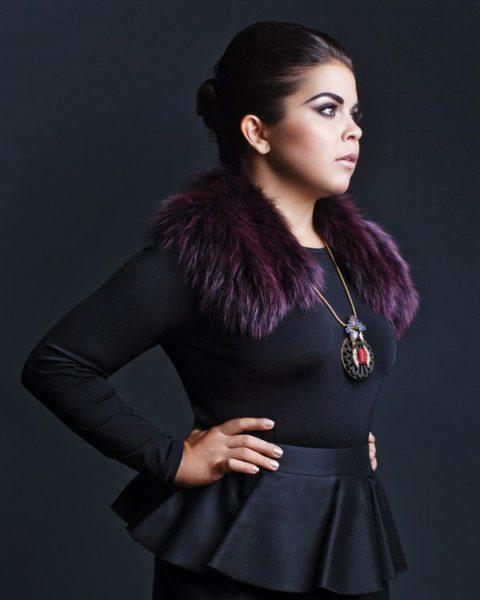Simone Osbourne FASHION Magazine Profile