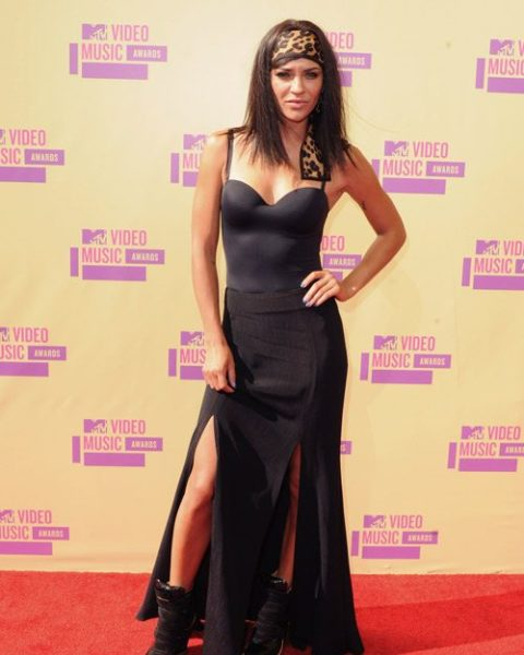 Jessica Szohr Red Carpet Worst Dressed 2012