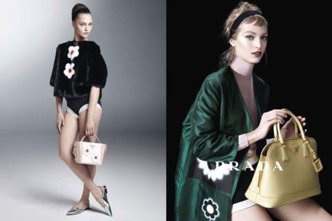 Prada Spring 2013 Ad Campaign